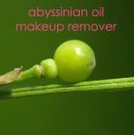 abyssinian oil for make up remover