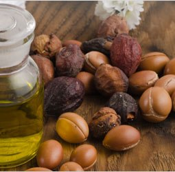 argan oil for nail