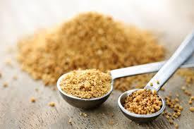 coconut sugar healthier than agave syrup.