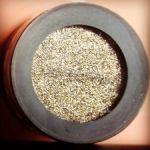 Sephora gold glitter powder
