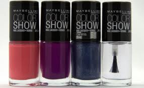 maybelline nailpollish ranking in toxicity