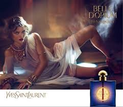 belle d opium YSL with star anise fragrance