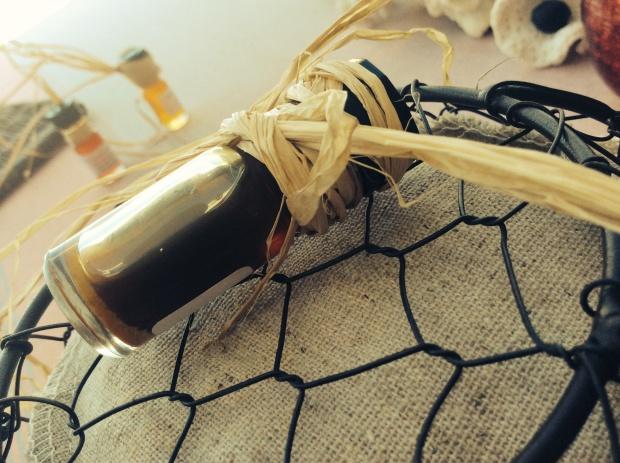 vanilla essential oil in aromatherapy