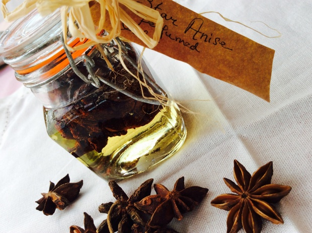 star anise macerated oil