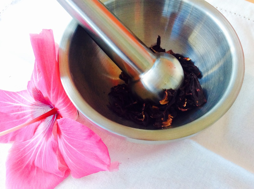 hibiscus flowers petals for beauty secrets