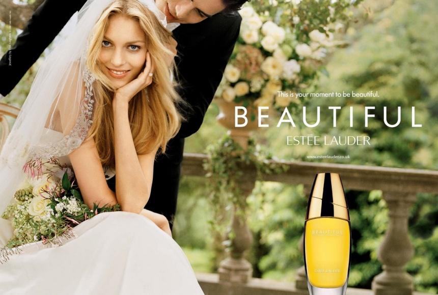 perfume beautiful estee lauder