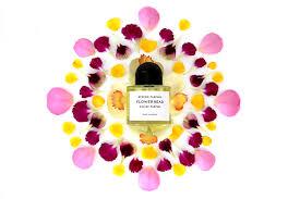 flowerhead fragrance by byredo perfumer