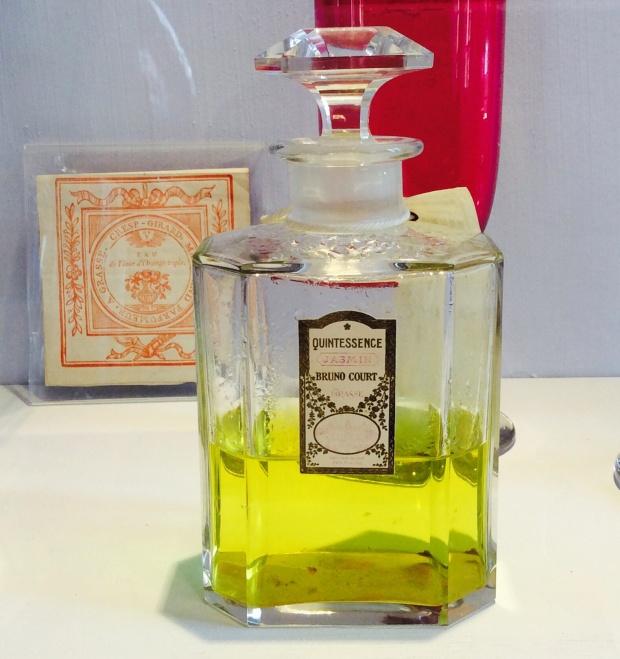Cristal perfume classic bottle photography