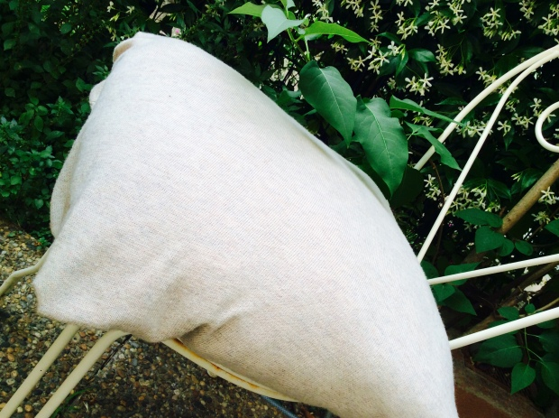 dream pillow with essential oils