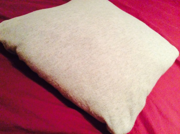 mustard and lavender stuffing dream pillow