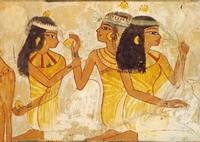 egyptian women waxing