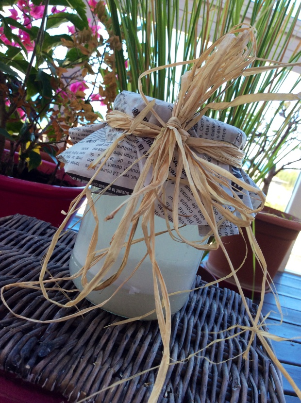 Coconut oil for cosmetic diy