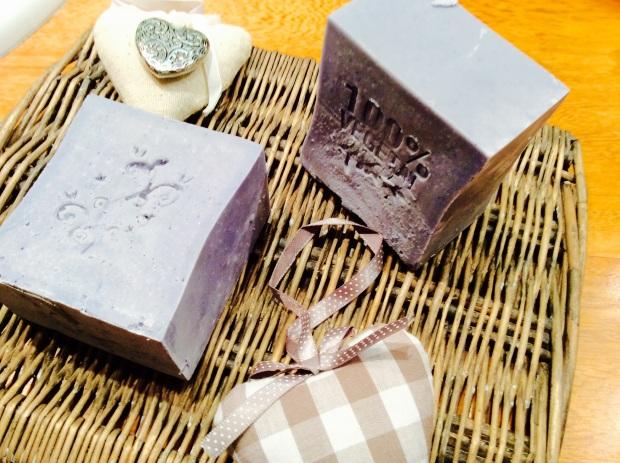 Rosehip oil DIY recipe soap