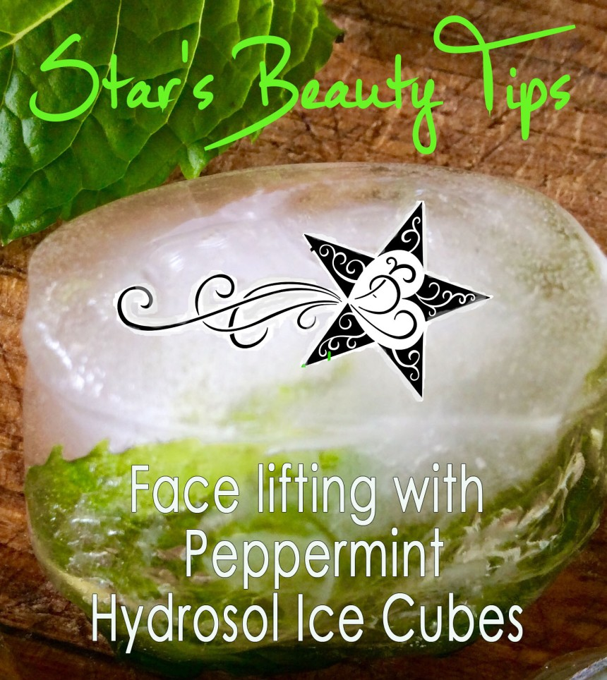 peppermint hydrosol beauty tips follow the stars