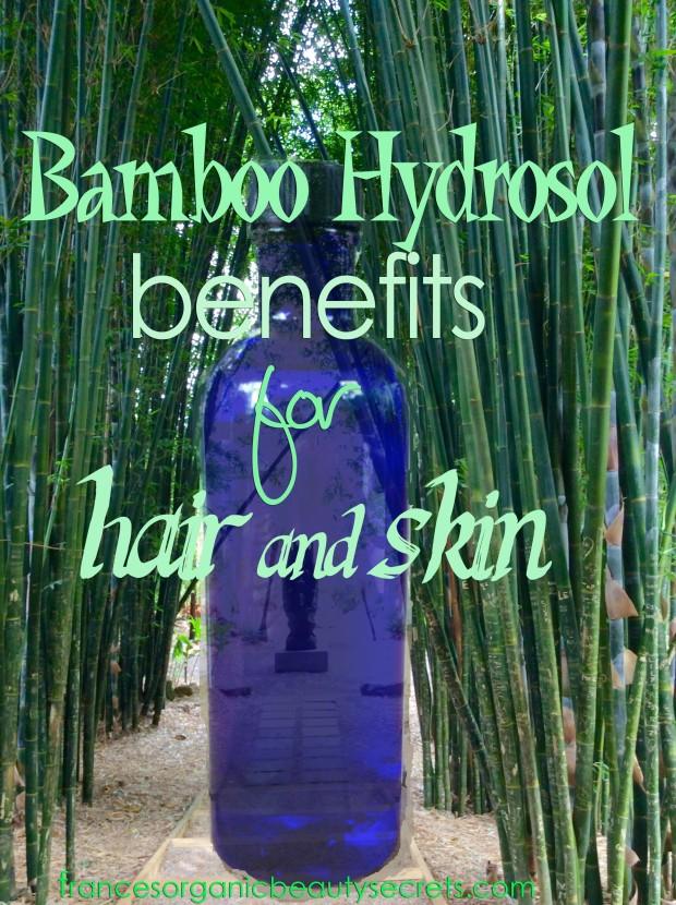 bamboo hydrosol