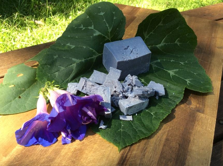 castille soap for diy shower gel