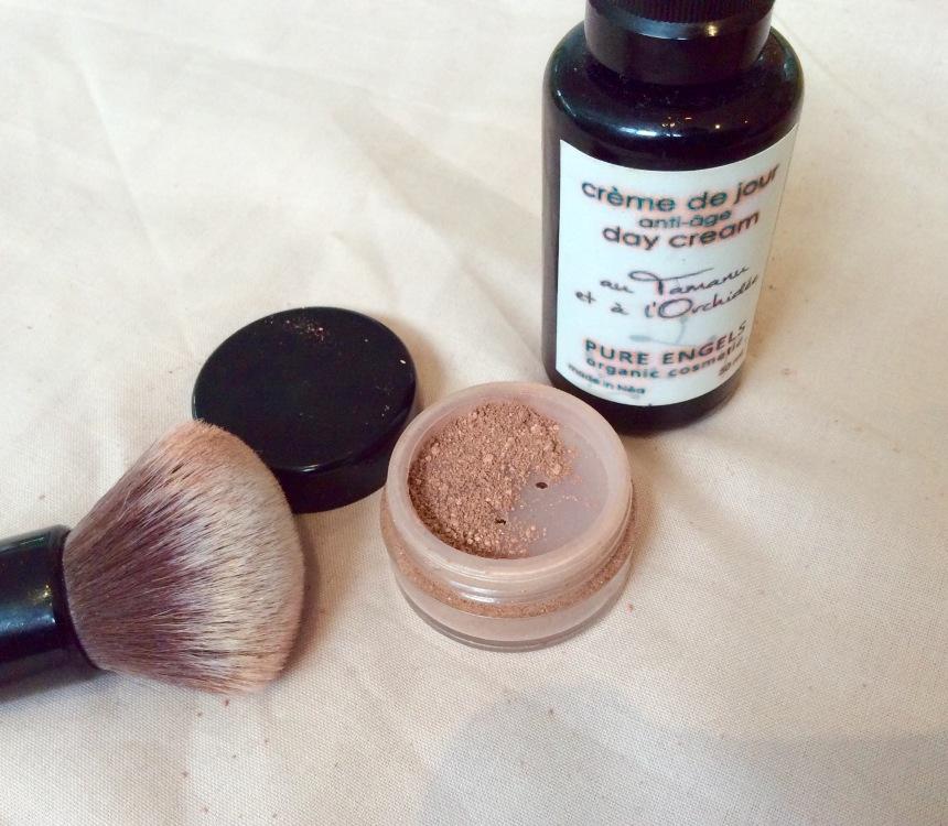 glittering powder set