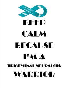 trigeminal neuralgia warrior