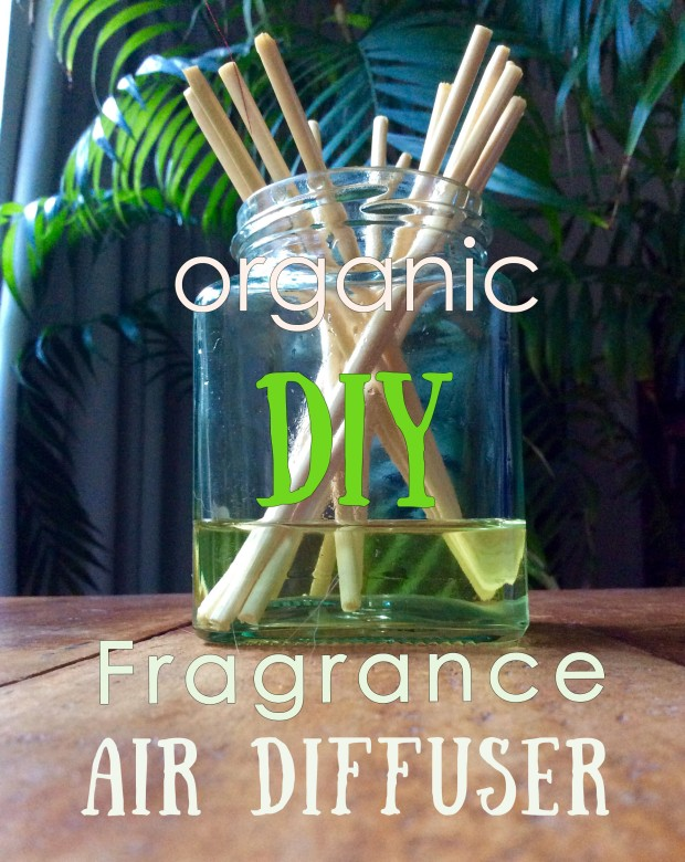 organic diy fragrance air diffuser