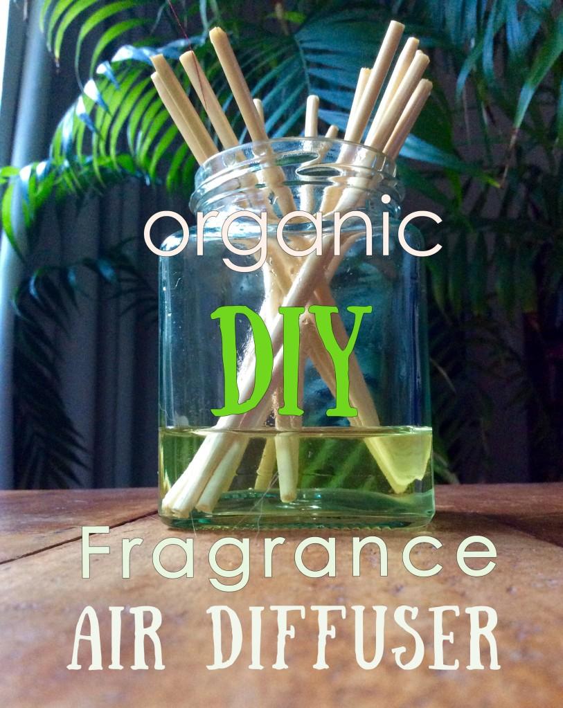 organic diy fragrance air diffuser