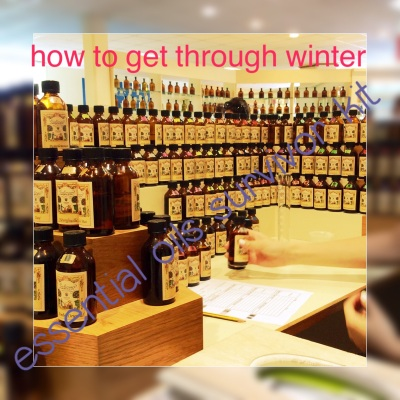 winter essential oils