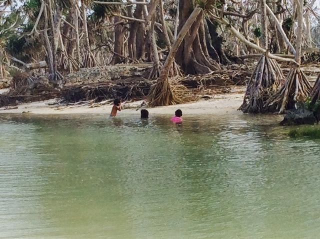kids from Vanuatu