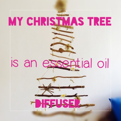 my christmas tree diffuser