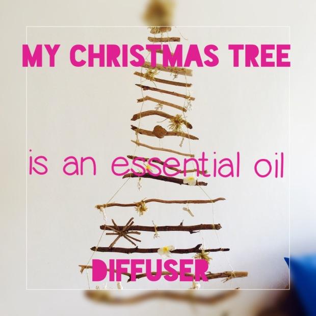 my christmas tree diffuser