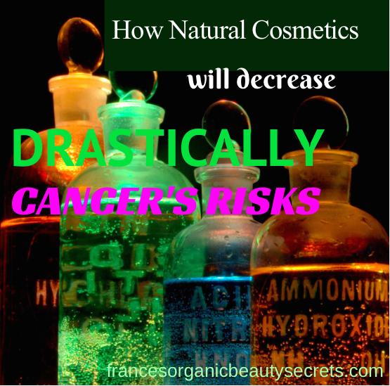 how natural cosmetics decrease cancer