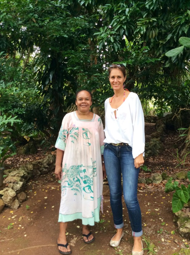 sourcing vanilla from sustainable farmers