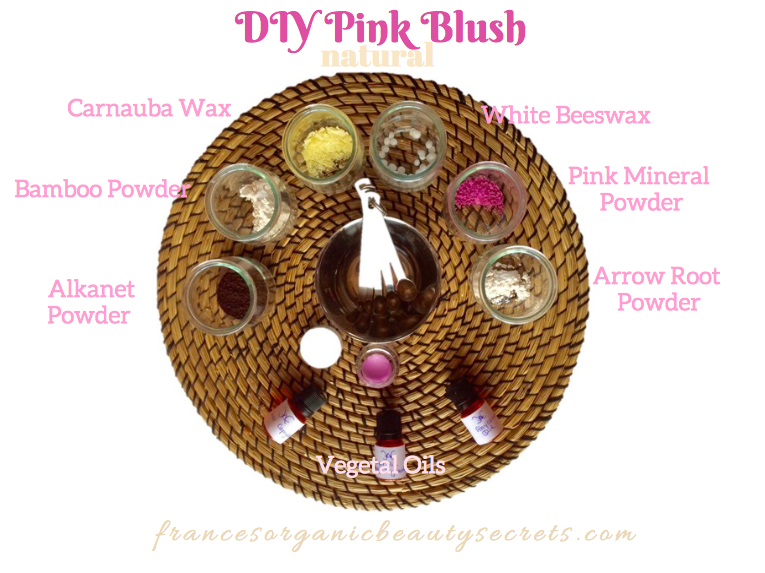 diy-pink-blush-ingrediens