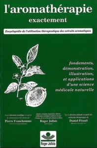 Essential oils Scientific reference based on hundreds of scientific publications